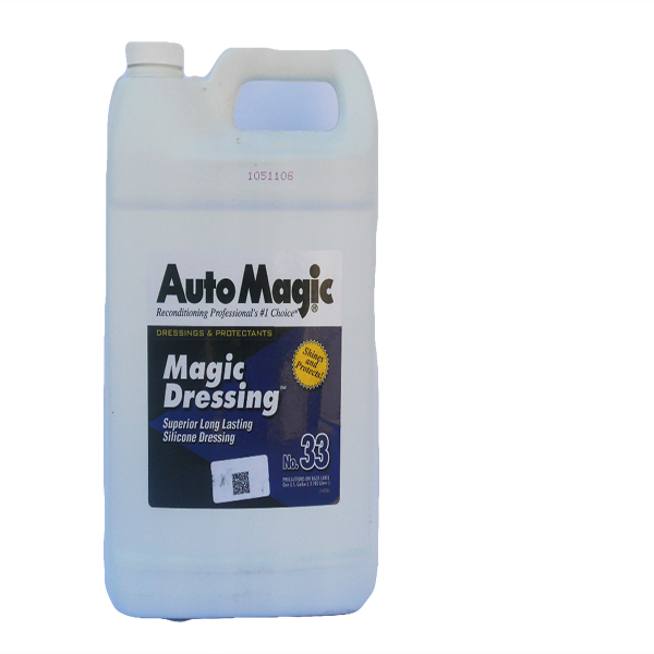 33 Magic Dressing
