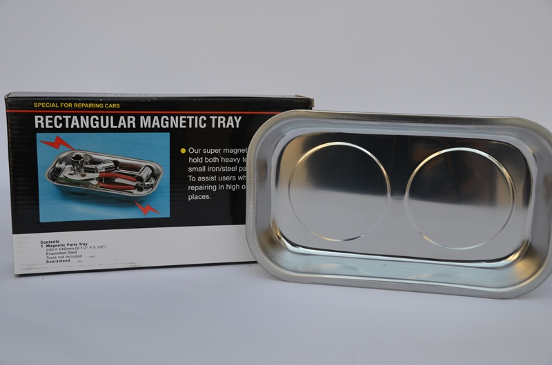 Ciotola magnetica rettangolare